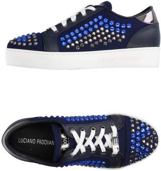 LUCIANO PADOVAN Sneakers $164 thestylecure.com