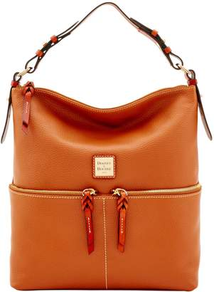 Dooney & Bourke Pebble Grain Zipper Pocket Sac