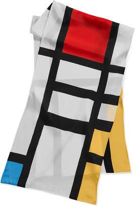 MoMA STORE (モマ ストア) - MoMA STORE MoMA モンドリアン スカーフ
