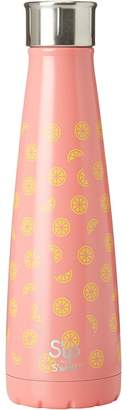 Swell S'well 15 oz - S'ip by S'Well Vacuum Insulated Stainless Steel Water Bottle Athletic Sports Equipment