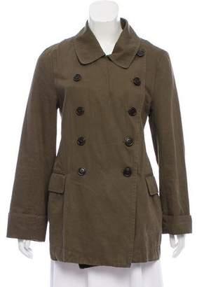 Etoile Isabel Marant Double-Breasted Wool Jacket