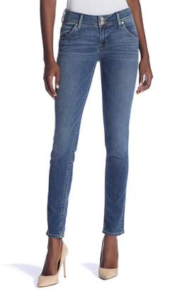 Hudson Collin Flap Pocket Skinny Jeans