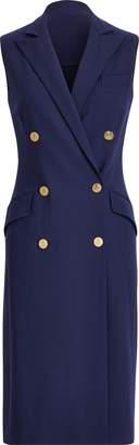 Ralph Lauren Corinne Sleeveless Wool Dress