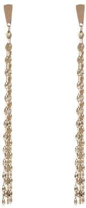 Lana 14K Yellow Gold Fringe Earrings