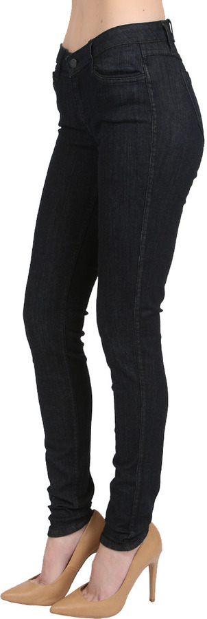 Bleu Lab Bleulab Detour Legging in Black Lace/ Rinse