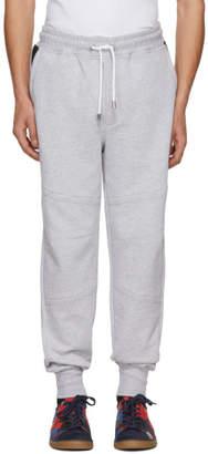Versus Grey Logo Band Lounge Pants