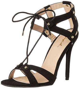 Qupid Women's ARA-70 Dress Sandal