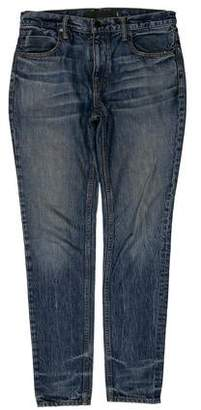 Alexander Wang Denim x Five Pocket Skinny Jeans