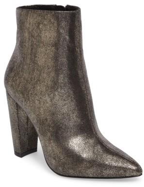Women's Jessica Simpson Teddi Crescent-Heel Bootie $128.95 thestylecure.com