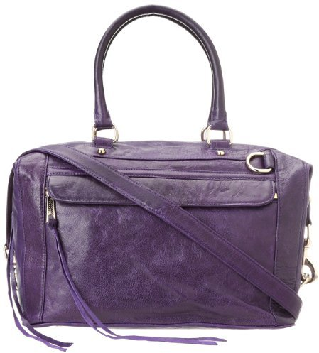 Rebecca Minkoff Mab Patent 10DILLCHO2 Shoulder Bag