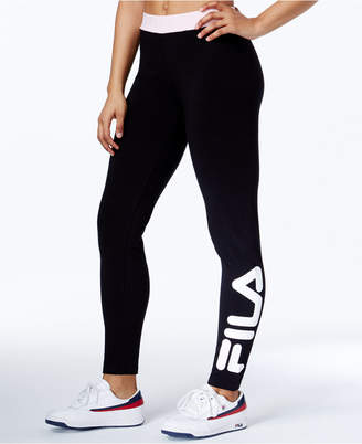 Fila Imelda Leggings $55 thestylecure.com