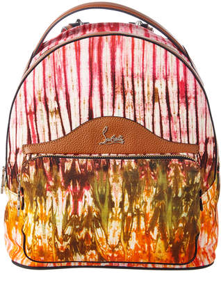 Christian Louboutin Backloubi Small Pompadour Backpack