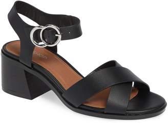 Topshop Deedee Block Heel Sandal
