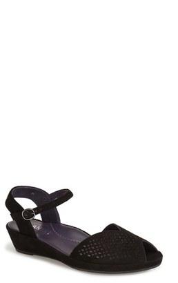 Women's Vaneli 'Darlene' Wedge Sandal $169.95 thestylecure.com