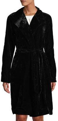 Bailey 44 Nikita Velvet Trench Coat