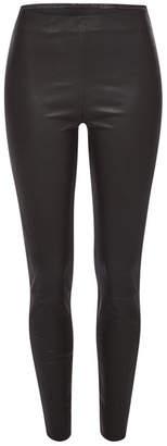 Anine Bing Petra Leather Leggings