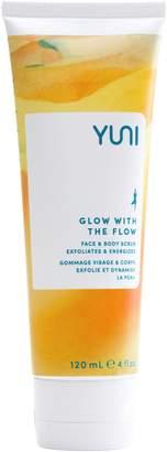 Yuni Glow with the Flow Scrub