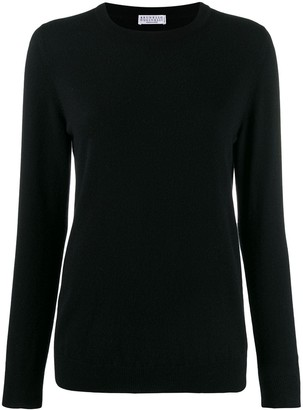 Brunello Cucinelli long sleeve sweater