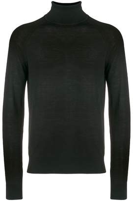 DSQUARED2 roll neck jumper