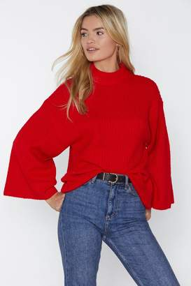 Nasty Gal Somebody to Love Sweater