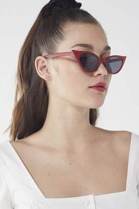 Jeepers Peepers Cat-Eye Sunglasses