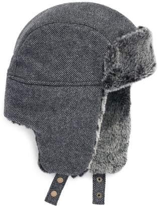 b7b1f1f02f491 ... Apt. 9 Men s Twill Faux-Fur Trapper Hat