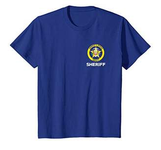 Sheriff's Office Deputy T-Shirt for LEO Off Duty Cops Law