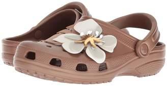 Crocs Classic Botanical Floral Clog Shoes