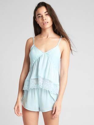 Gap Bridal Lace-Detail Cami