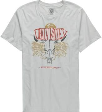 Parks Project Death Valley Bull Skull T-Shirt - Men's