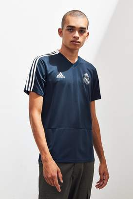 adidas Real Madrid Soccer Training Jersey