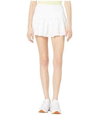 Kate Spade Athleisure Textured Lace Tennis Skirt