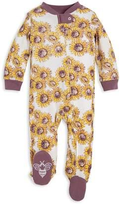 Burt's Bees Sunflower Fields Organic Baby Sleep & Play Pajamas