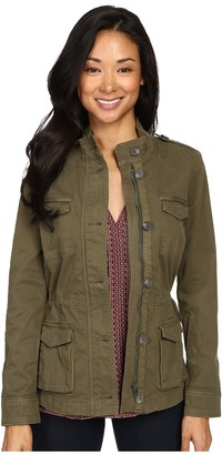 Lucky Brand The Utility Jacket $139 thestylecure.com