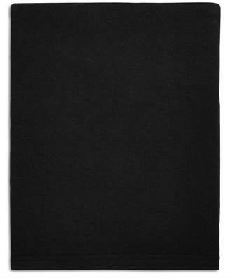 Calvin Klein (カルバン クライン) - Calvin Klein Modern Cotton Harrison Black Queen Flat Sheet Bedding