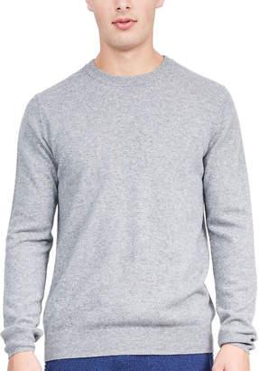 Quinn Cashmere Crewneck Sweater