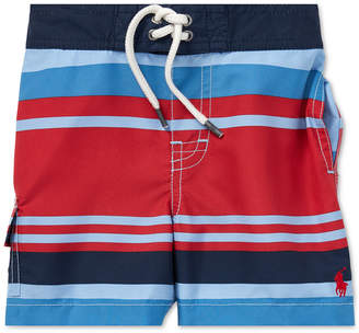 9beac547d077c Polo Ralph Lauren Red Boys' Swimwear - ShopStyle