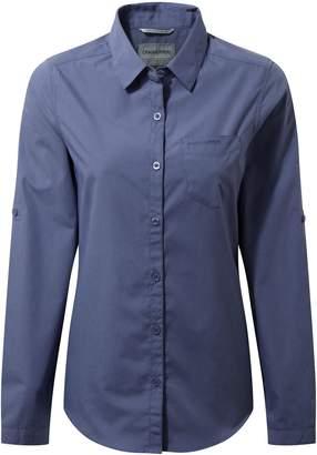 Craghoppers Womens/Ladies Kiwi Long Sleeved Shirt
