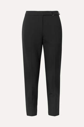 Proenza Schouler Carrot Twill Tapered Pants - Black