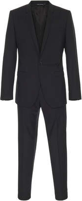 Dolce & Gabbana Slim-Fit Stretch-Virgin Wool Suit