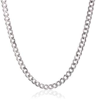 14k Gold 2.6mm Cuban Curb Chain Necklace