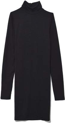 Rag & Bone Landon Turtleneck Dress in Black