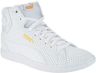 Puma Hightop Sneakers - Vikky Mid Perforated