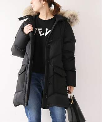 Spick and Span (スピック アンド スパン) - Spick and Span ≪予約≫【WOOLRICH】 Ws LOGO PARKA DF◆