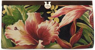 Patricia Nash Vintage Cauchy Wallet $99 thestylecure.com