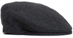Etoile Isabel Marant Mélange Wool-Blend Baize Cap