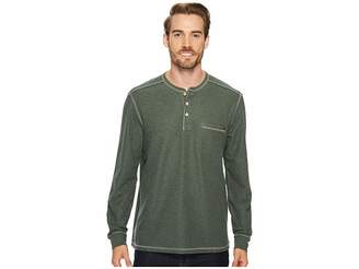 Tommy Bahama Island Thermal Henley Men's Clothing