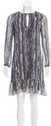Diane von Furstenberg Mini Shift Dress