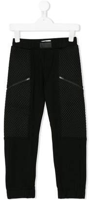 Versace quilted leggings