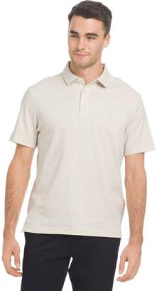 Izod Men's Classic-Fit Soft Touch Interlock Polo